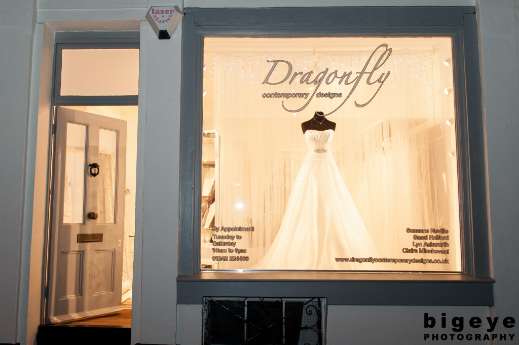 Dragonfly Contemporary designs - New Bridal Boutique Launch Party