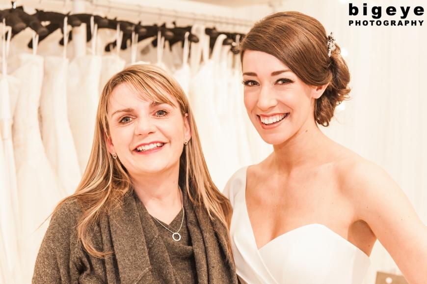 Suzi owner Dragonfly Wedding Dress Shop