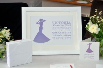 Bridesmaid print