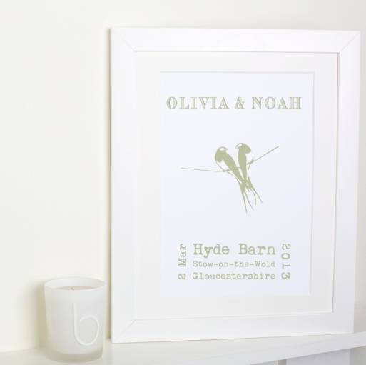 Hyde Barn print