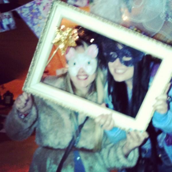 diy wedding photobooth